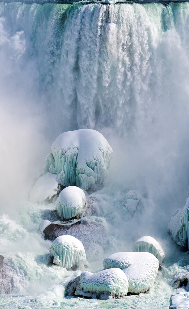 Niagara Falls Ice Photgraphy