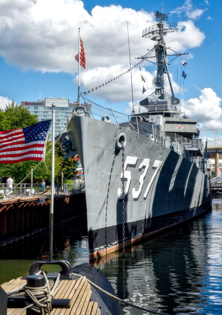 Buffalo Erie County Naval Park Photography Sullivan