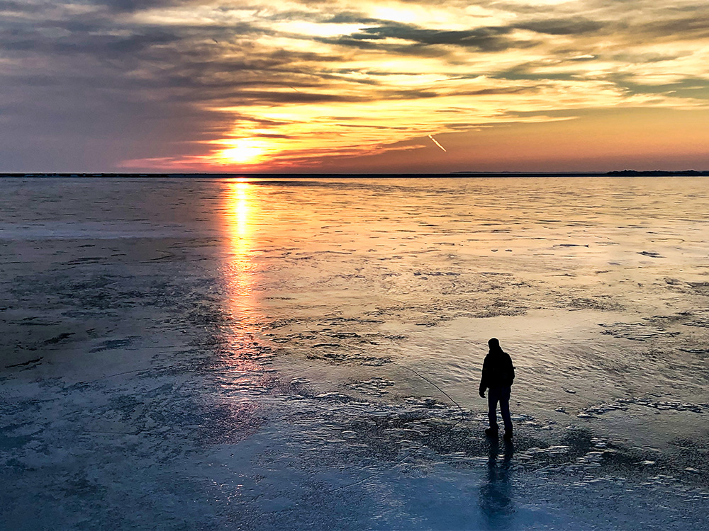 Buffalo Aerial Ice Photography Lake Erie